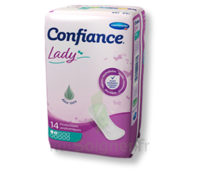 Confiance Lady Protection anatomique incontinence 2 gouttes Sachet/14 à Bassens