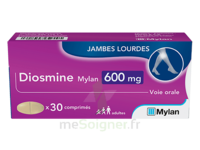 DIOSMINE MYLAN 600 mg, comprimé à Bassens
