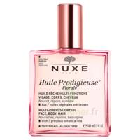 Huile Prodigieuse® Florale - Huile Sèche Multi-fonctions Visage, Corps, Cheveux 100ml + Parfum Floral à Bassens
