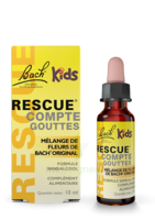 Rescue® Kids Compte-gouttes - 10 Ml à Bassens