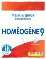 Boiron Homéogène 9 Comprimés à Bassens