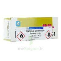 Cooper Camphre Tablettes 250g à Bassens