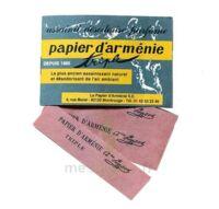 Papier D'armenie Feuille à Bassens