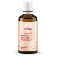 Weleda Huile de Massage Allaitement 50ml à Bassens