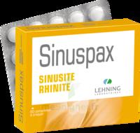 Lehning Sinuspax Comprimés à Croquer 3plq/20 à Bassens