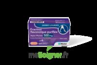 Fraction Flavonoique Mylan Pharma 500mg, Comprimés à Bassens