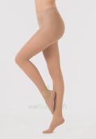 Dynaven Transparent Collant  Femme Classe 2 Beige Clair Small Normal à Bassens