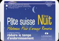 Lehning Pâte Suisse Pastilles à Sucer Bonne Nuit B/40 à Bassens